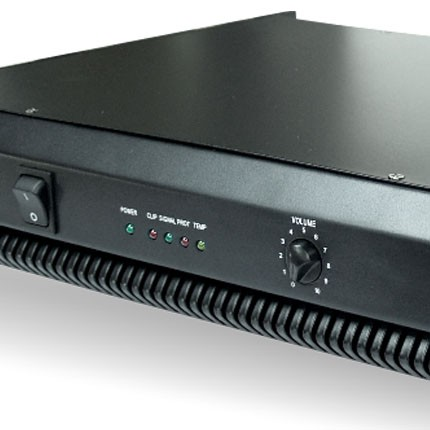 Amplifiers 100V