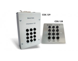 3CH DMX OUTPUT CHAMELEON CONTROLLERS