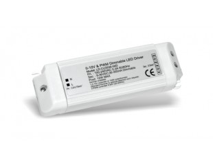 1CH Dimmable 1/10V 350mA 12W - PCK.205