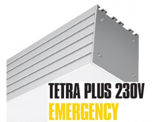 TETRA PLUS 230V EMERGENCY
